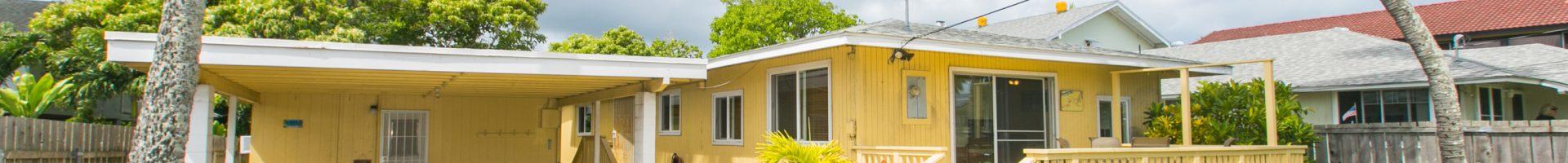Coconut Grove |  Kailua | 327 Maluniu Ave.